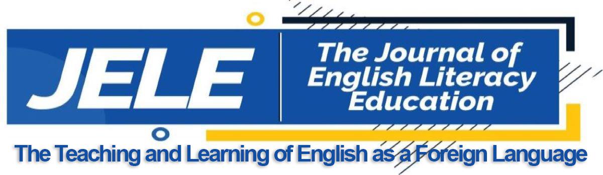 Journal of English Literacy Education